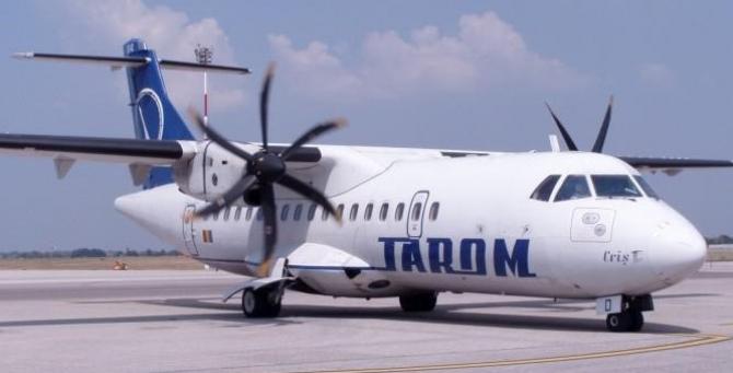 Tarom a inaugurat două noi curse în afara UE