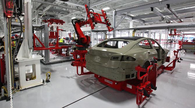 Fabrica Tesla