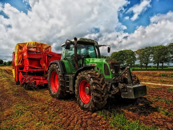 Fermierii beneficiaza de subventii și în acest an