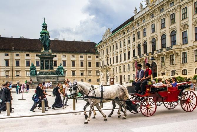 Viena conuce topul orașelor