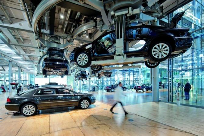 Volkswagen anunta concedieri