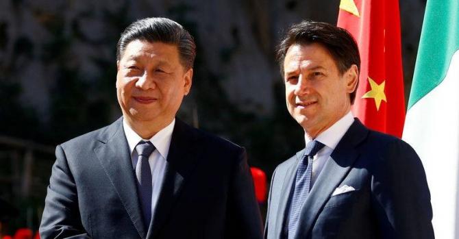 Președintele Chinei este mulțumit de rezultatul vizitei la Roma