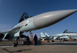 Su-35, mândria rușilor