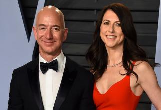 Fosta soție a lui Jeff Bezos, o femeie înțeleaptă?