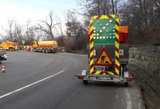 CNAIR are în vedere lucrări de modernizare pentru reducerea numărului accidentelor