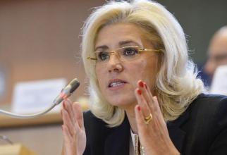 Corina Crețu nu știe când va adera România la zona euro