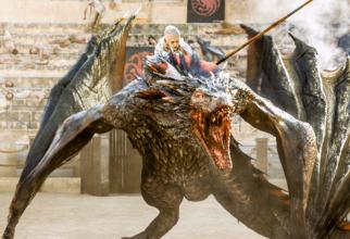 Dragonul din film este, cu adevărat, înspăimântător