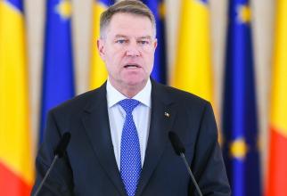 """Președintele a urat românilor """"Sărbători fericite!"""""""