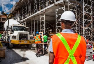 Salariile majorate în construcții au ajuns la 3.000 de lei