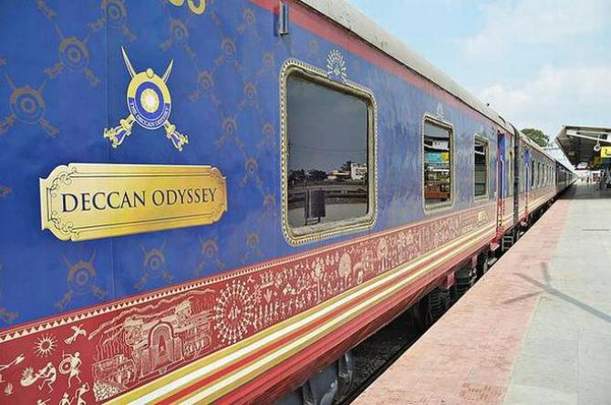 Trenul Deccan Odyssey