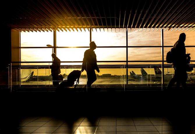 Noul aeroport are o capacitate mai mare