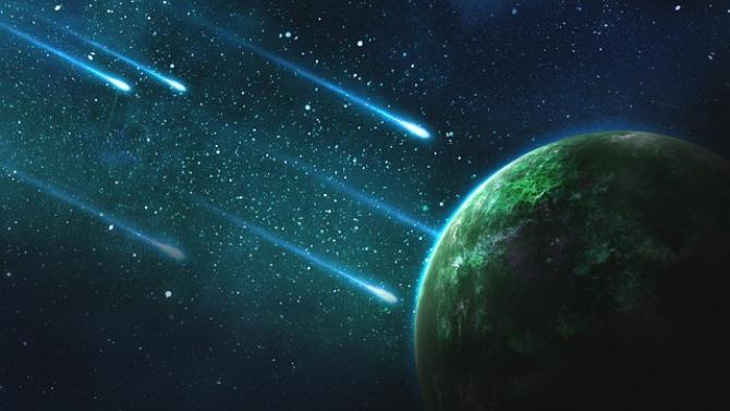 Sunt mii de obiecte în apropierea Pământului