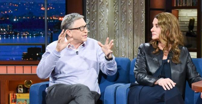 Bill și Melinda Gates sunt căsătoriți de peste 25 de ani