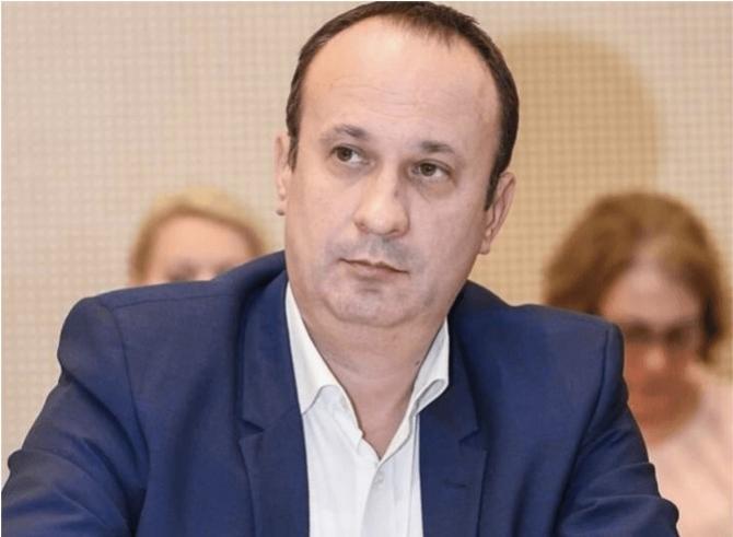 Economistul Adrian Câciu