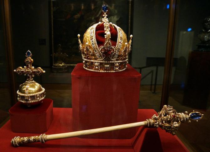 Coroana imperială a Austriei