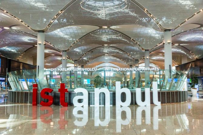 Noul aeroport de la Instanbul