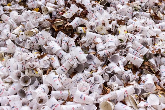 Chinezii nu mai acceptă deșeurile produse în alte țări