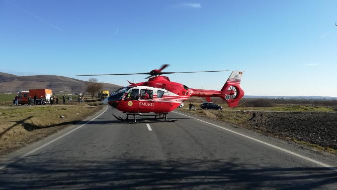 Elicopterul SMURD pentru zona de N-V va fi operaţional în acest an