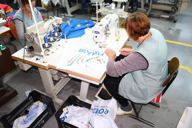 CONAF: Industria textilă este GRAV AFECTATĂ