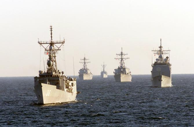 Rusia a început marţi o nouă serie de exerciţii de anvergură în Marea Neagră