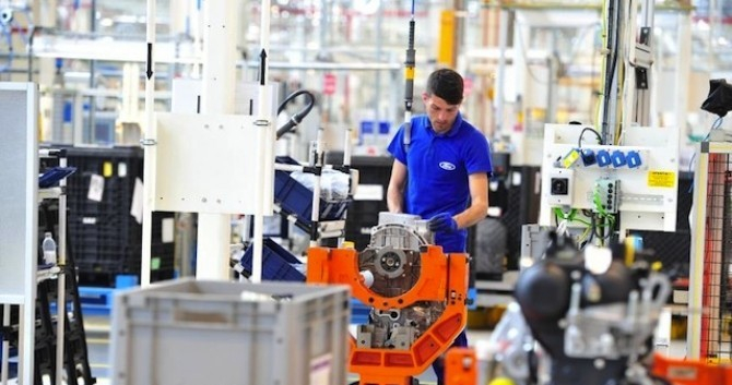 Ford vrea un profit operational de peste un miliard de dolari