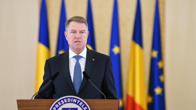 Klaus Iohannis, președintele României