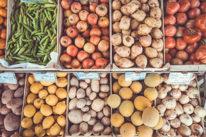 Revoluție în magazinele alimentare din SUA