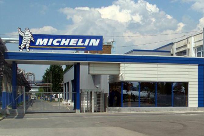 Michelin a anunţat că intenţionează să închidă o altă uzină