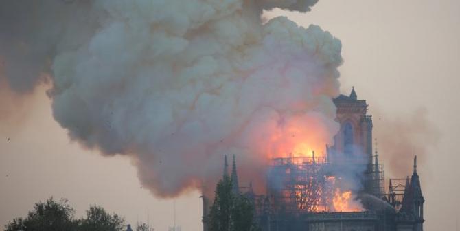 Dacă focul ajunge la clopotnița nordică....