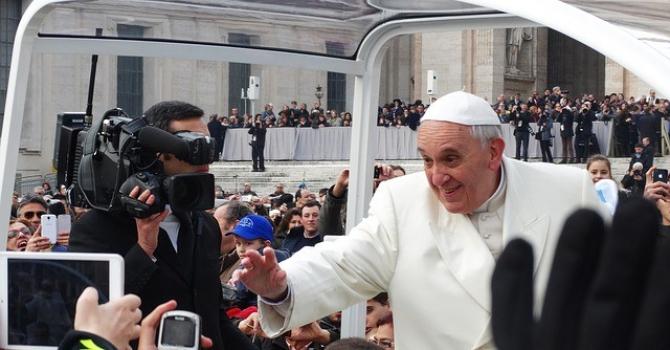 Papa Francisc a lansaat un apel