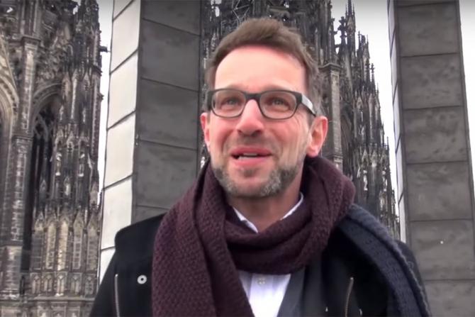 Arhitectul Peter Fuessenic