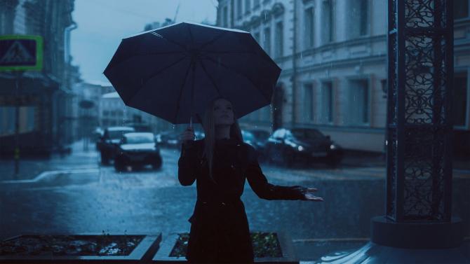 ANM: Cod galben de ploi torențiale în 10 județe