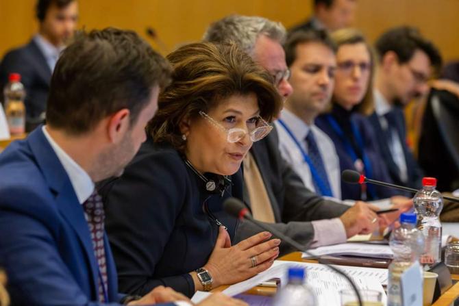 Rovana Plumb, ministrul Fondurilor Europene