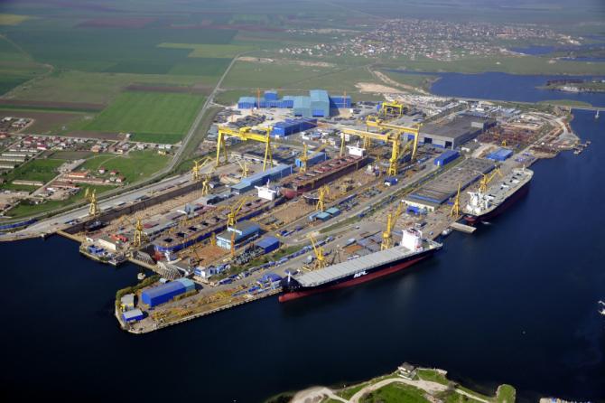 Santierul Naval Mangalia