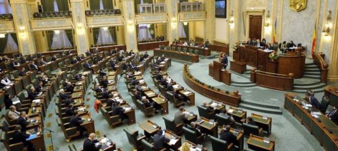 Un proiect de lege aflat în Senat