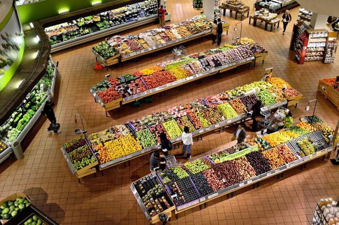 Produsele românești ar putea fi dezavantajate de supermarketuri