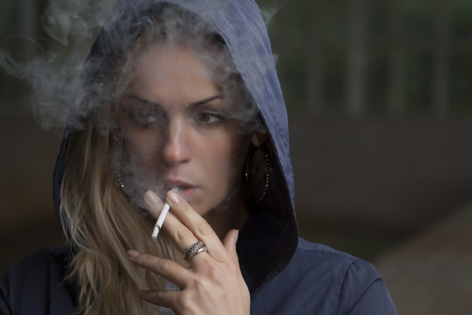 O universitate a interzis complet fumatul