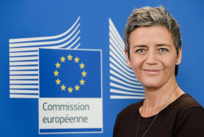 Margrethe Verstager, comisarul european pentru Concurență