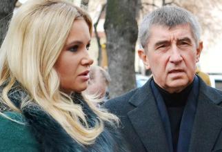 Andrej Babis și soția
