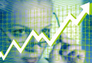 Indicele BET a înregistrat o creștere
