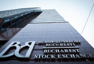 Bursa de la Bucureşti deschide în scădere