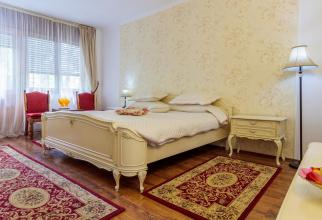 Interior din Vila Crizantema