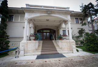 Casa din bulevardul Primăverii