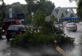 Vremea rea cuprinde aproape toată țara