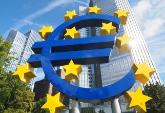 Creditarea companiilor din zona euro a scăzut în luna septembrie