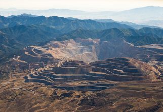 Mina Bingham Canyon