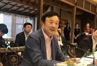 Ren Zhengfei, fondatorul și CEO-ul Huawei