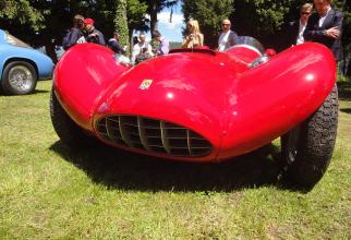 Targul auto de la Grand Hotel Villa d'Este