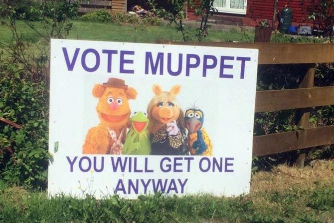 Alegeri locale în Marea Britanie