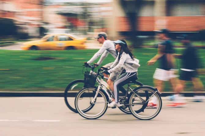 Primaria amenajeaza 4 trasee pentru bicclete